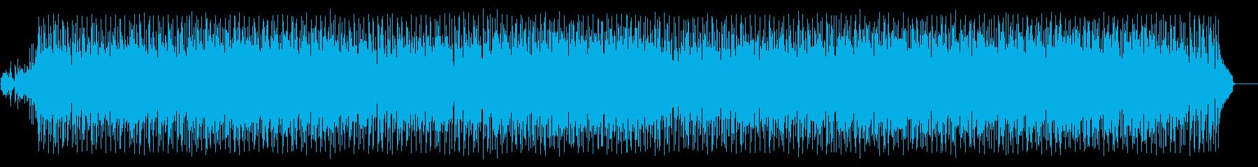 ほのぼのとしたポップ(フルサイズ)の再生済みの波形