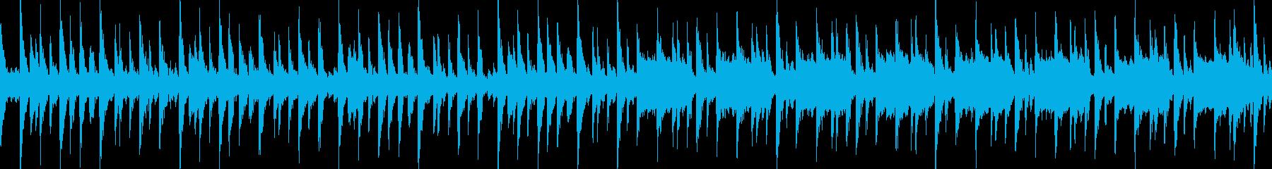 ダンジョン2 RPG ゲーム ループの再生済みの波形