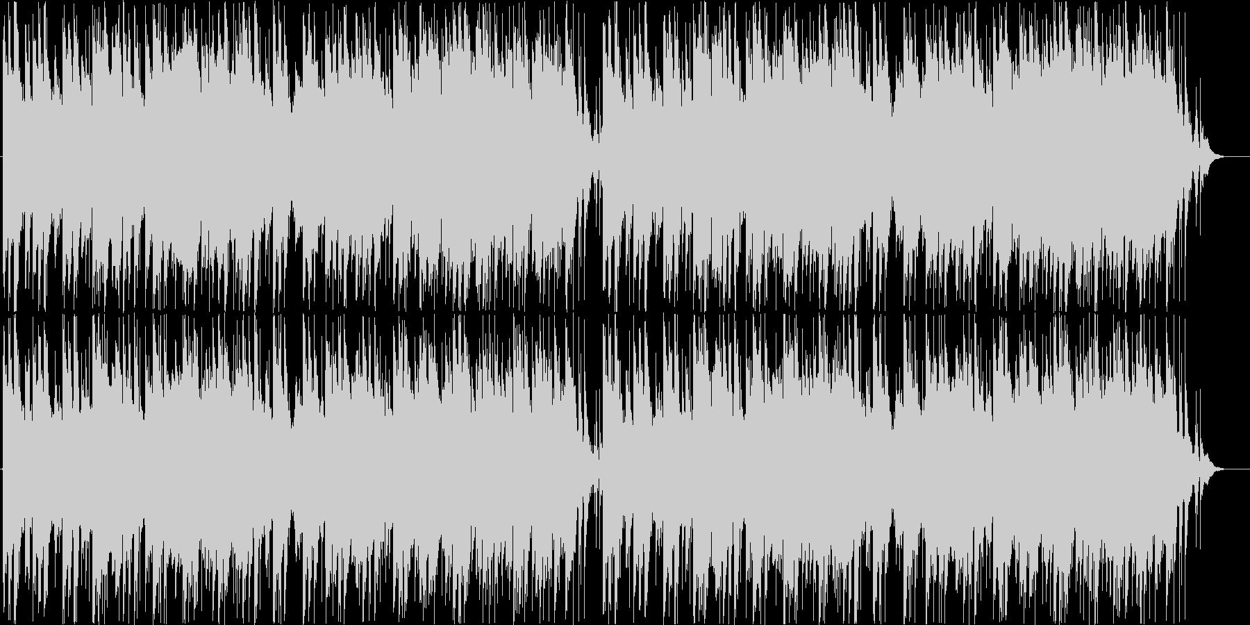 琴メインの哀しいの雰囲気の曲ですの未再生の波形