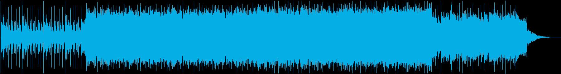 ハリウッド音楽/映画/荘厳なオーケストラの再生済みの波形