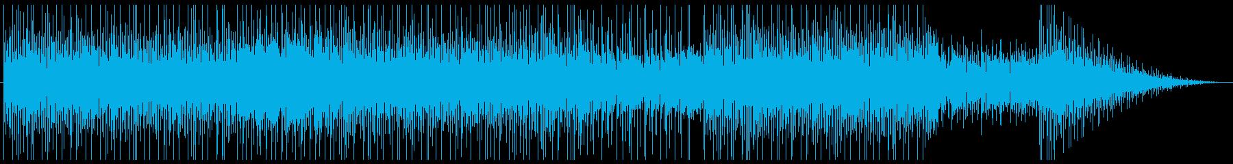エレピが歌うポップス風イージーリスニングの再生済みの波形