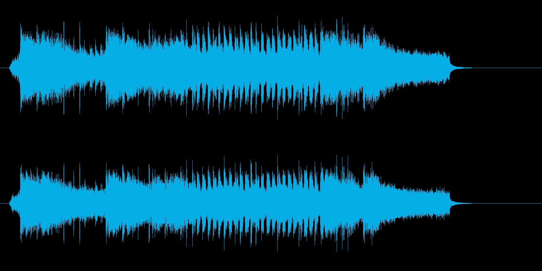 ストリングスが優しい、心地よいポップス。の再生済みの波形