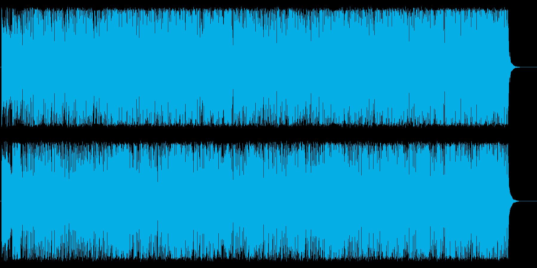 おどけた感じ可愛いく明るいシューマンの曲の再生済みの波形