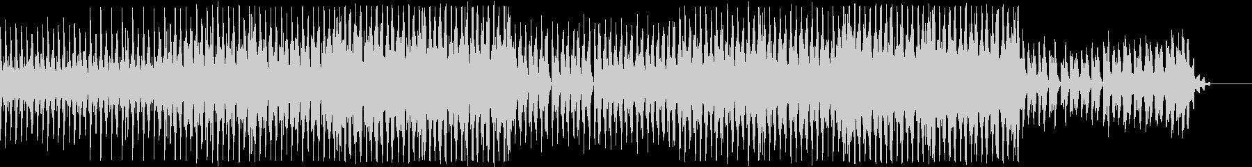 実験 サイエンス ジオグラフィックの未再生の波形