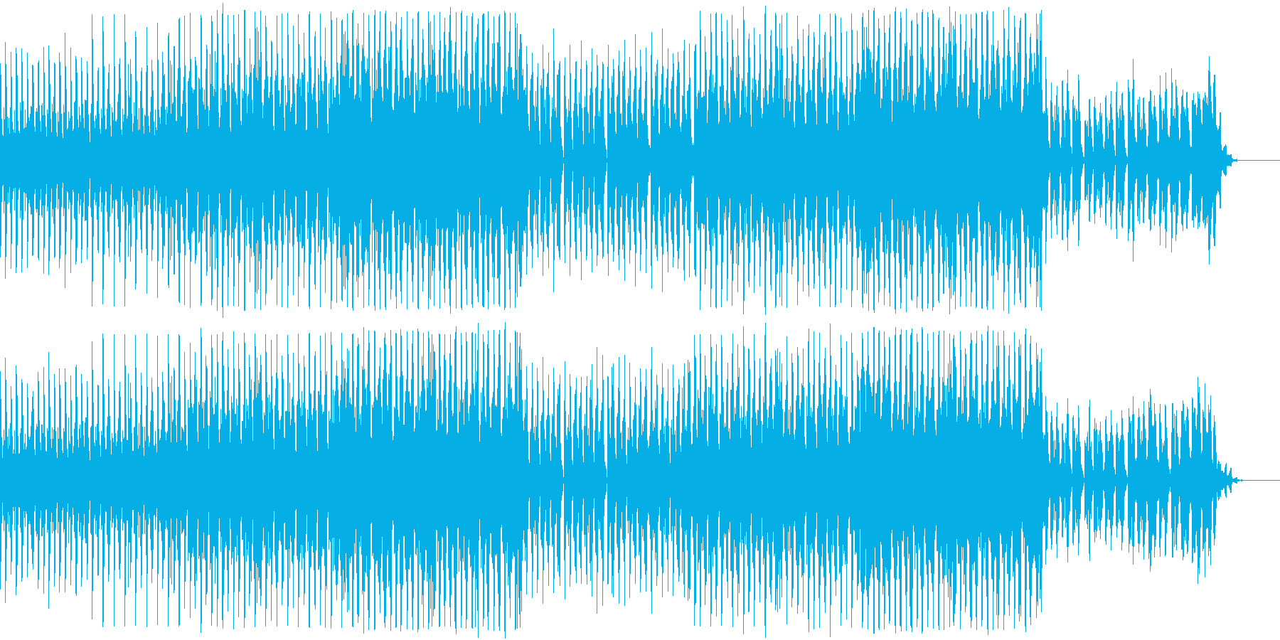 実験 サイエンス ジオグラフィックの再生済みの波形