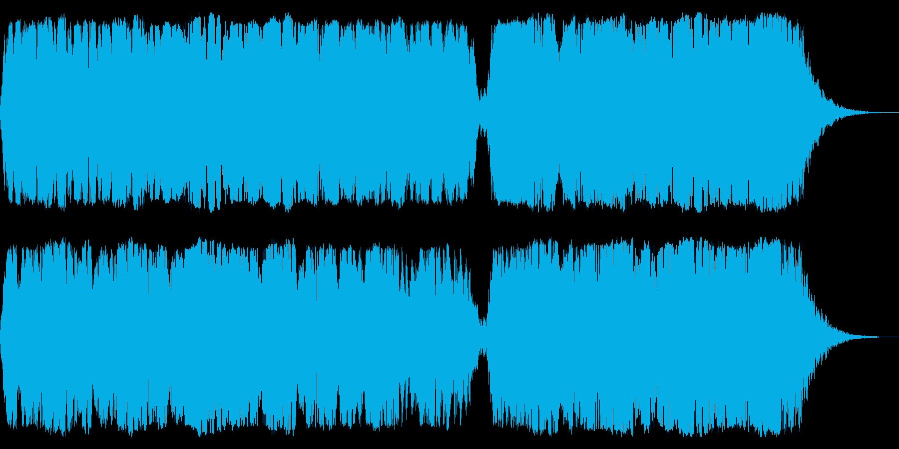 サウンドトラック-再生-の再生済みの波形