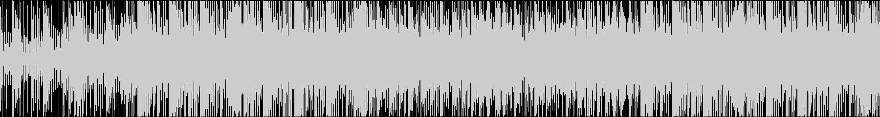 和風 オリエンタル R&B 琴 ループの未再生の波形