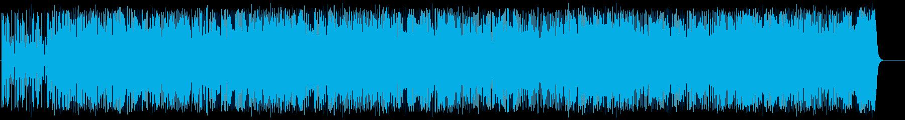 健康美満載型ピュア・ポップスの再生済みの波形