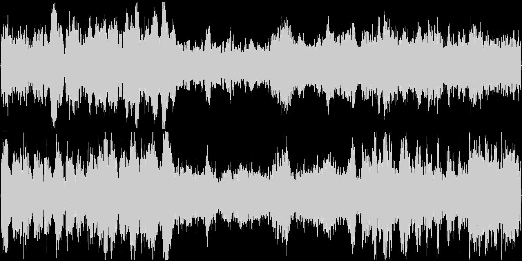 希望を感じるオーケストラ曲(ループなし)の未再生の波形