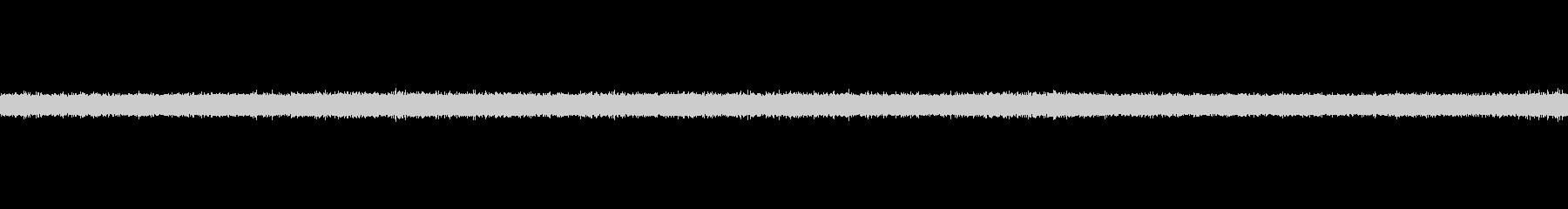 【生音】雨・昆虫 - 1 ミミズ 「ざ…の未再生の波形