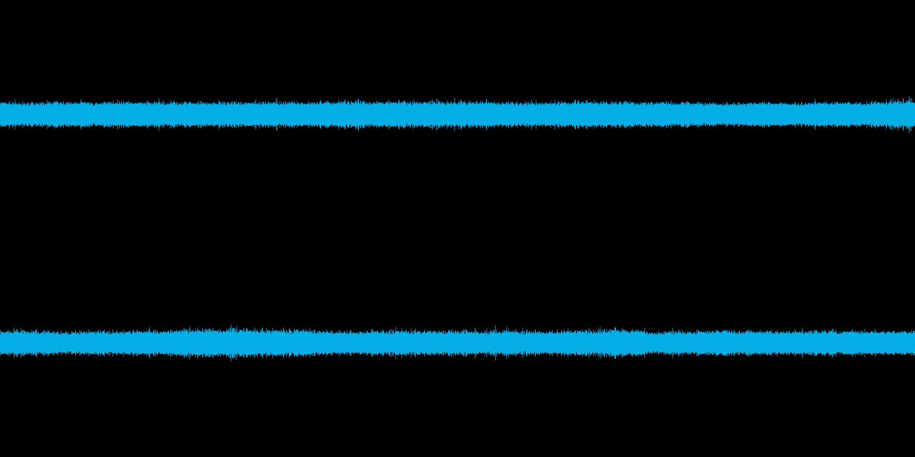 【生音】雨・昆虫 - 1 ミミズ 「ざ…の再生済みの波形