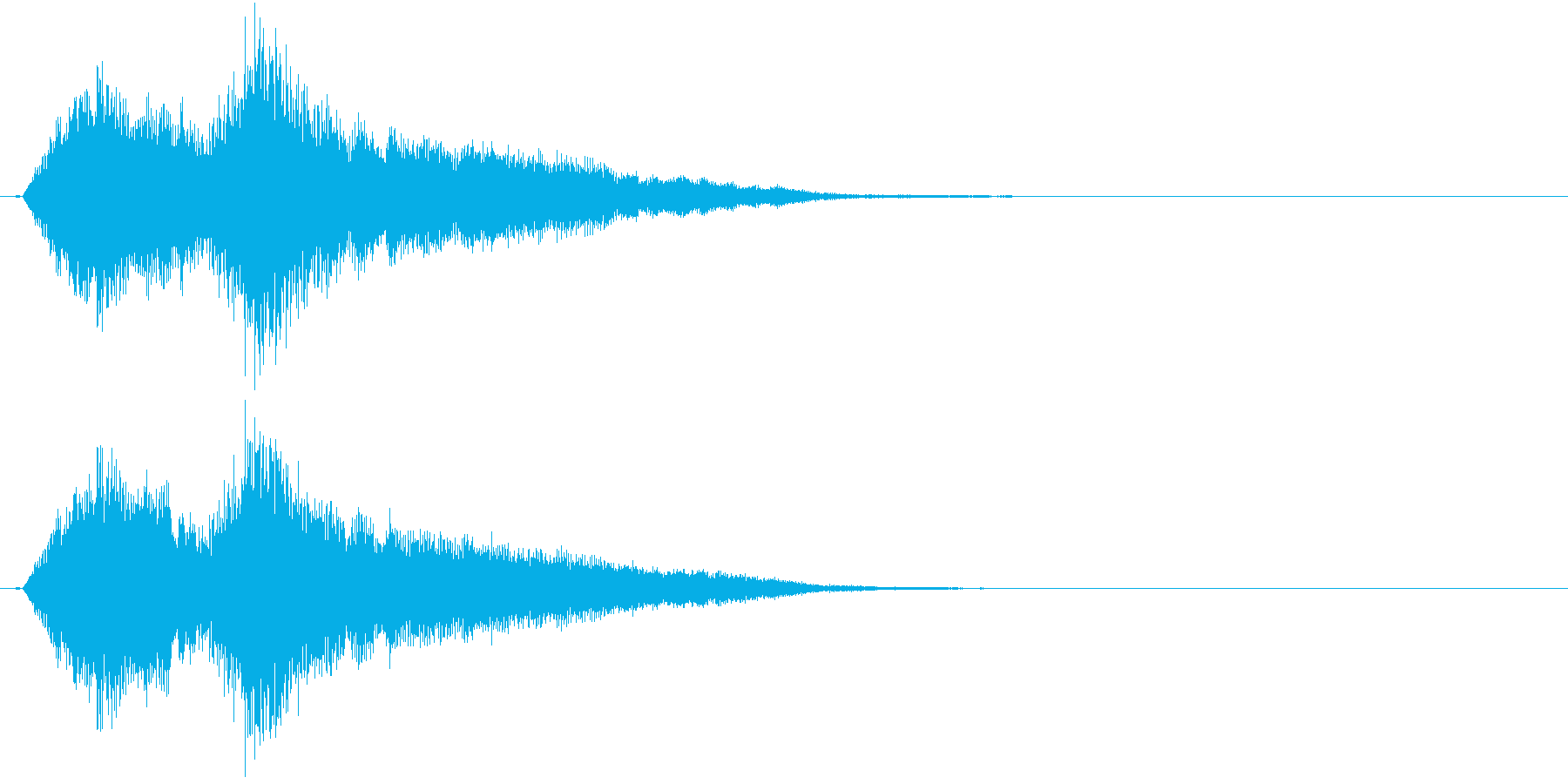 生演奏:重みのある響きの弦楽四重奏の再生済みの波形