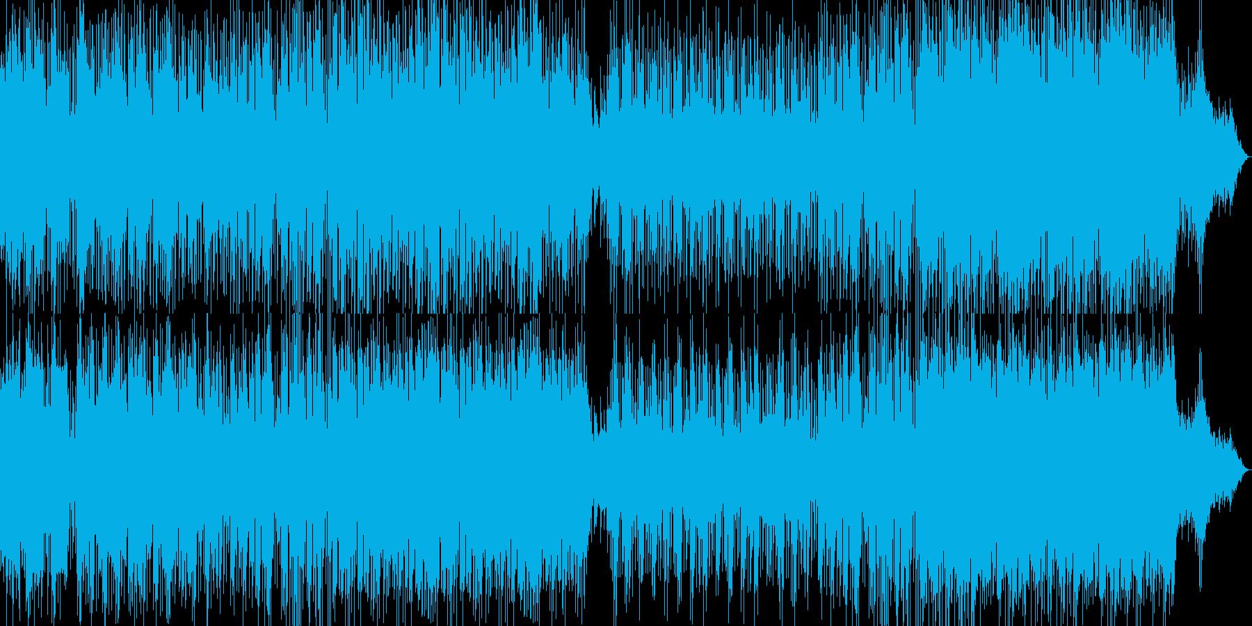 和風アジア風琴笛民族切ない異国砂漠の再生済みの波形