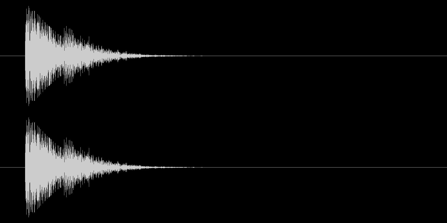 SNES-RPG03-3(扉)の未再生の波形