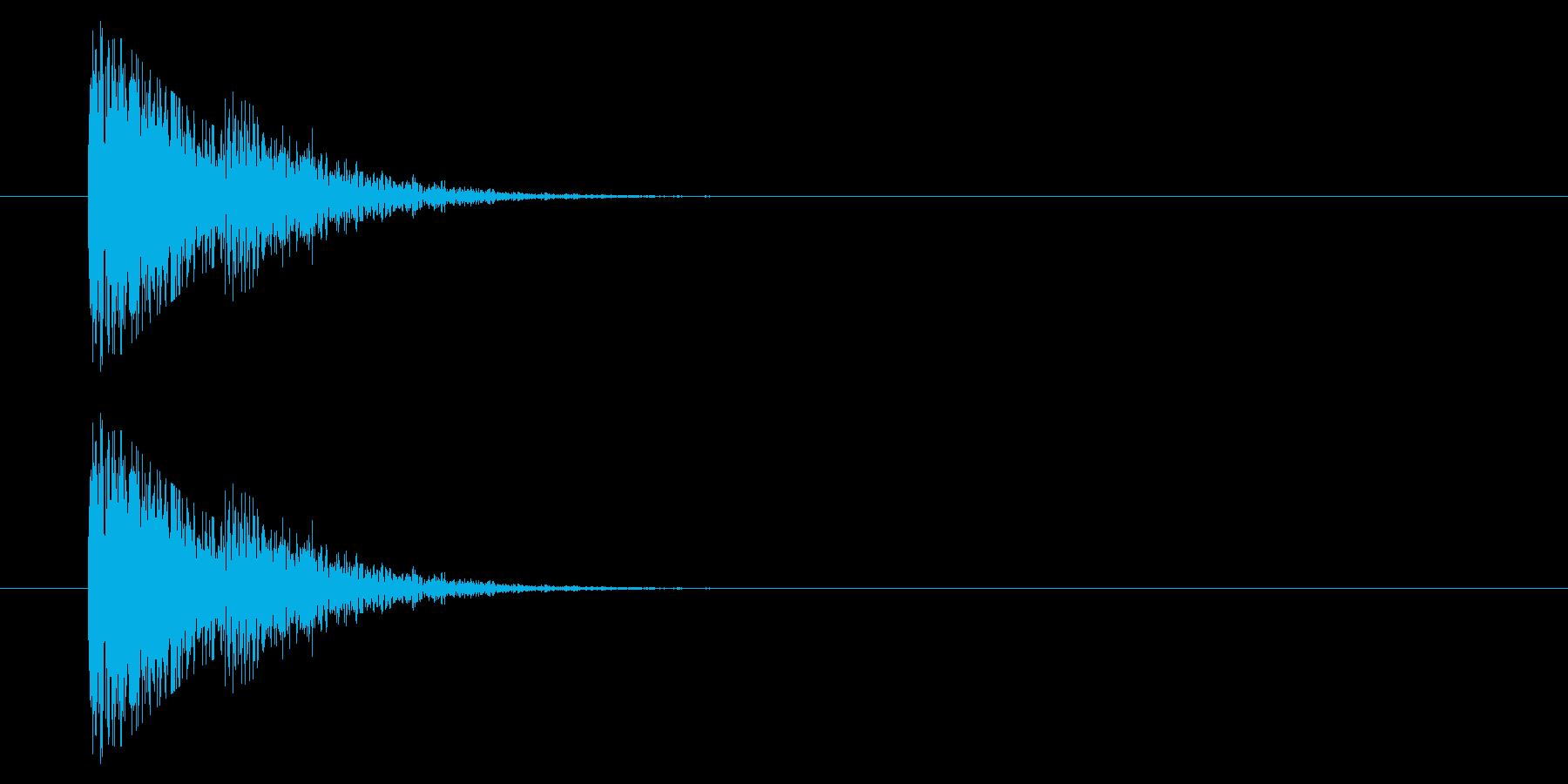 SNES-RPG03-3(扉)の再生済みの波形