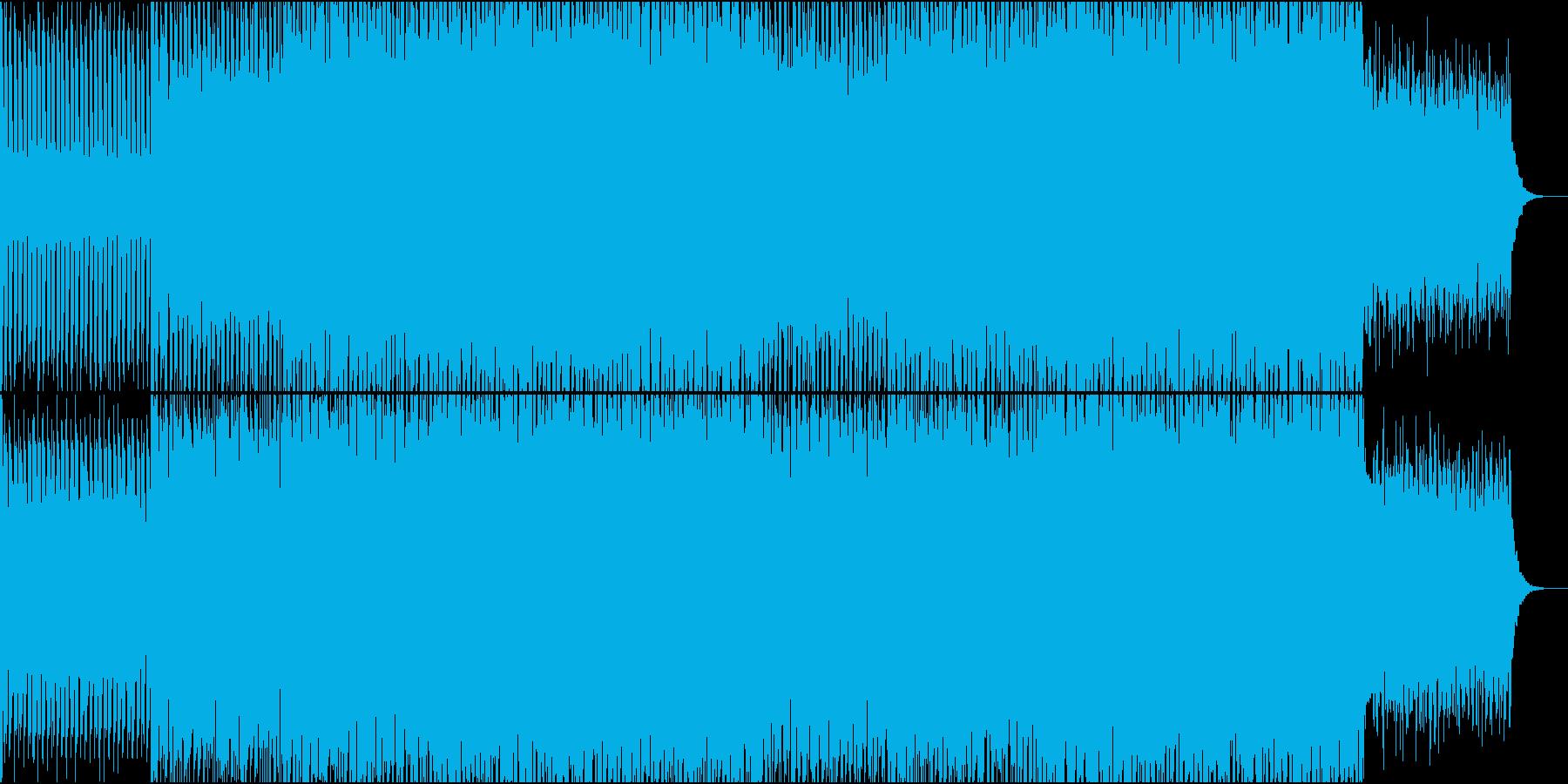 EDMクラブ系、製品紹介、商品紹介-06の再生済みの波形