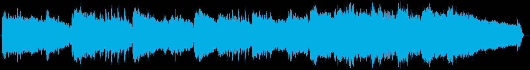 2001年宇宙の旅 ツァラトゥストラ~の再生済みの波形