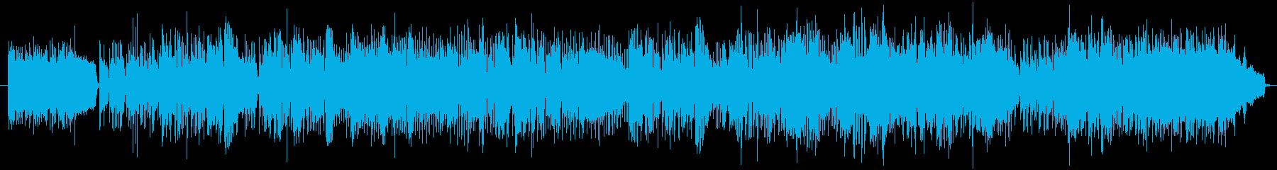 民族調で、ファンタジー的な要素を含んだ…の再生済みの波形