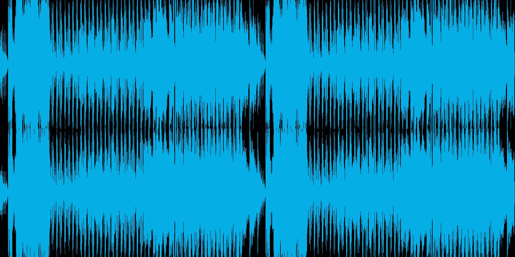 桜春琴和風ポップループBGMオーケストラの再生済みの波形