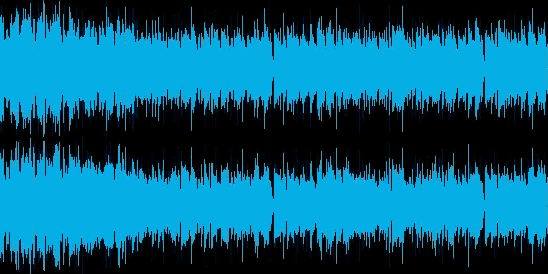 ゲーム用素材/勝利の再生済みの波形