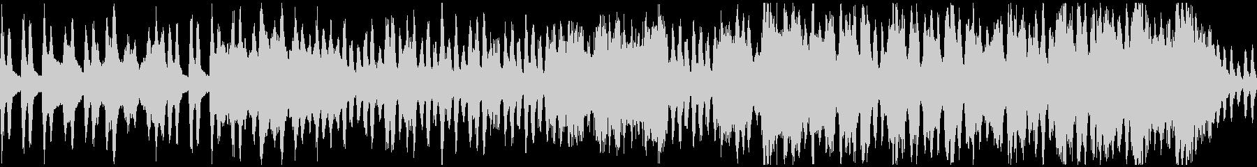 【ループ】弦楽器とチェンバロのワルツの未再生の波形