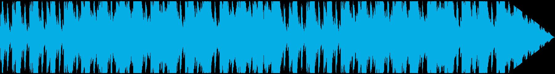 69秒 RPGのリザルトの再生済みの波形