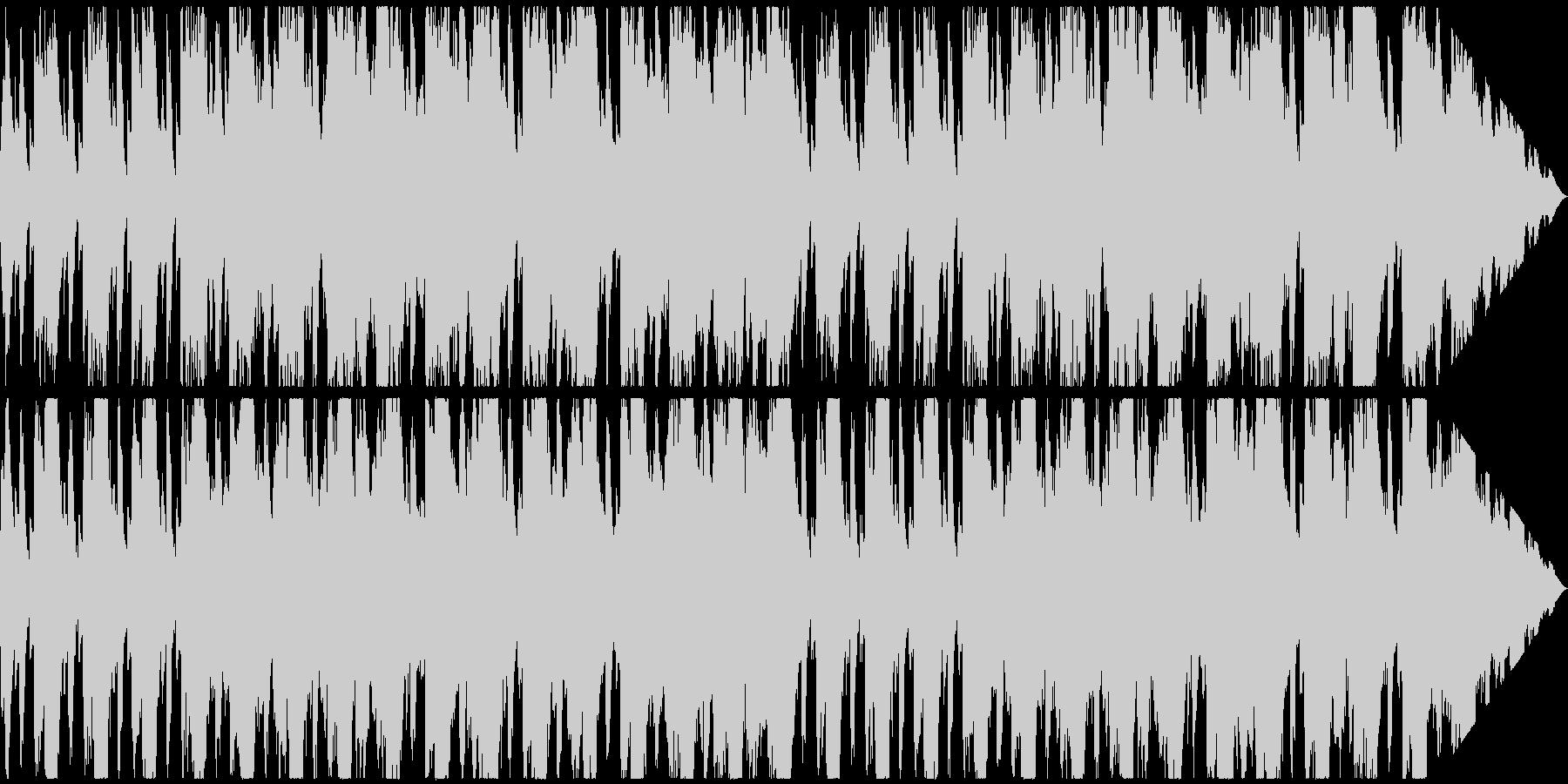 69秒 RPGのリザルトの未再生の波形