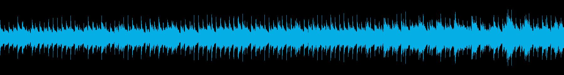 永遠に続くポップバラード (ループ仕様)の再生済みの波形