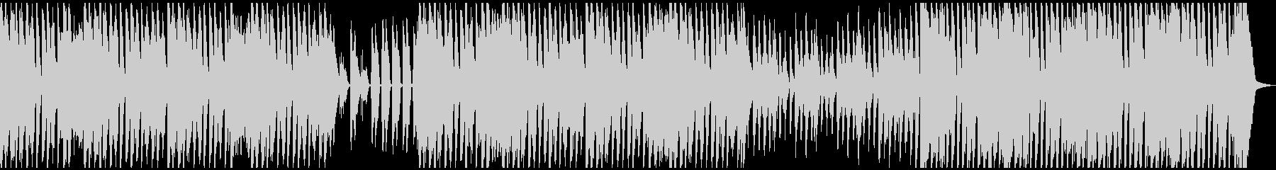 結婚行進曲のアレンジ 2分弱ロングVerの未再生の波形