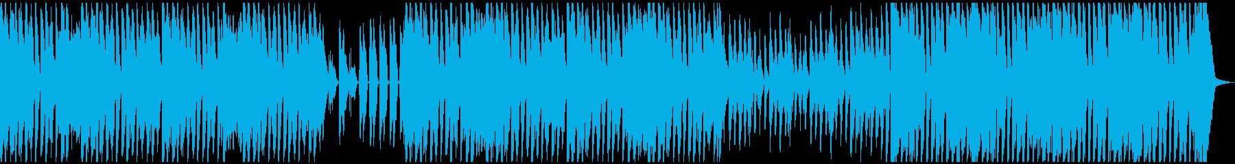 結婚行進曲のアレンジ 2分弱ロングVerの再生済みの波形