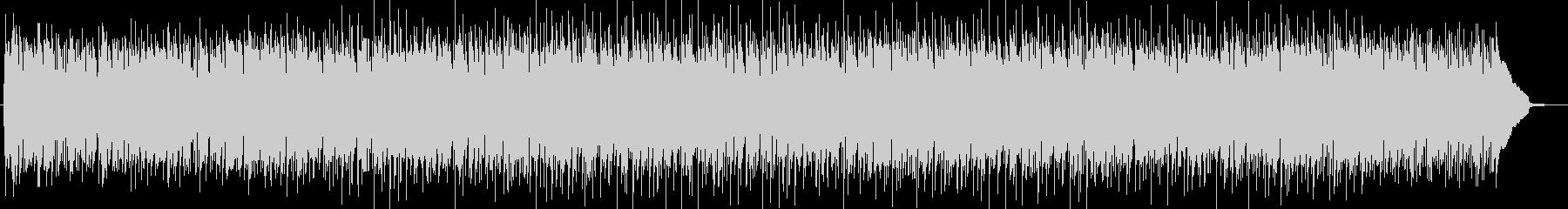 安らぎのアコースティックギターサウンドの未再生の波形