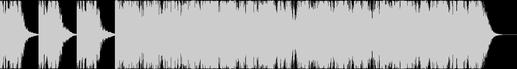 打楽器 BPM=116の未再生の波形