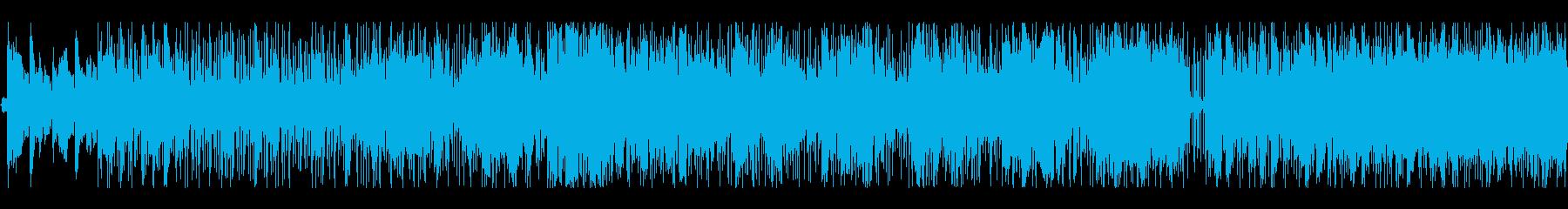 ファンタジーRPGの町、村【ループ可】の再生済みの波形