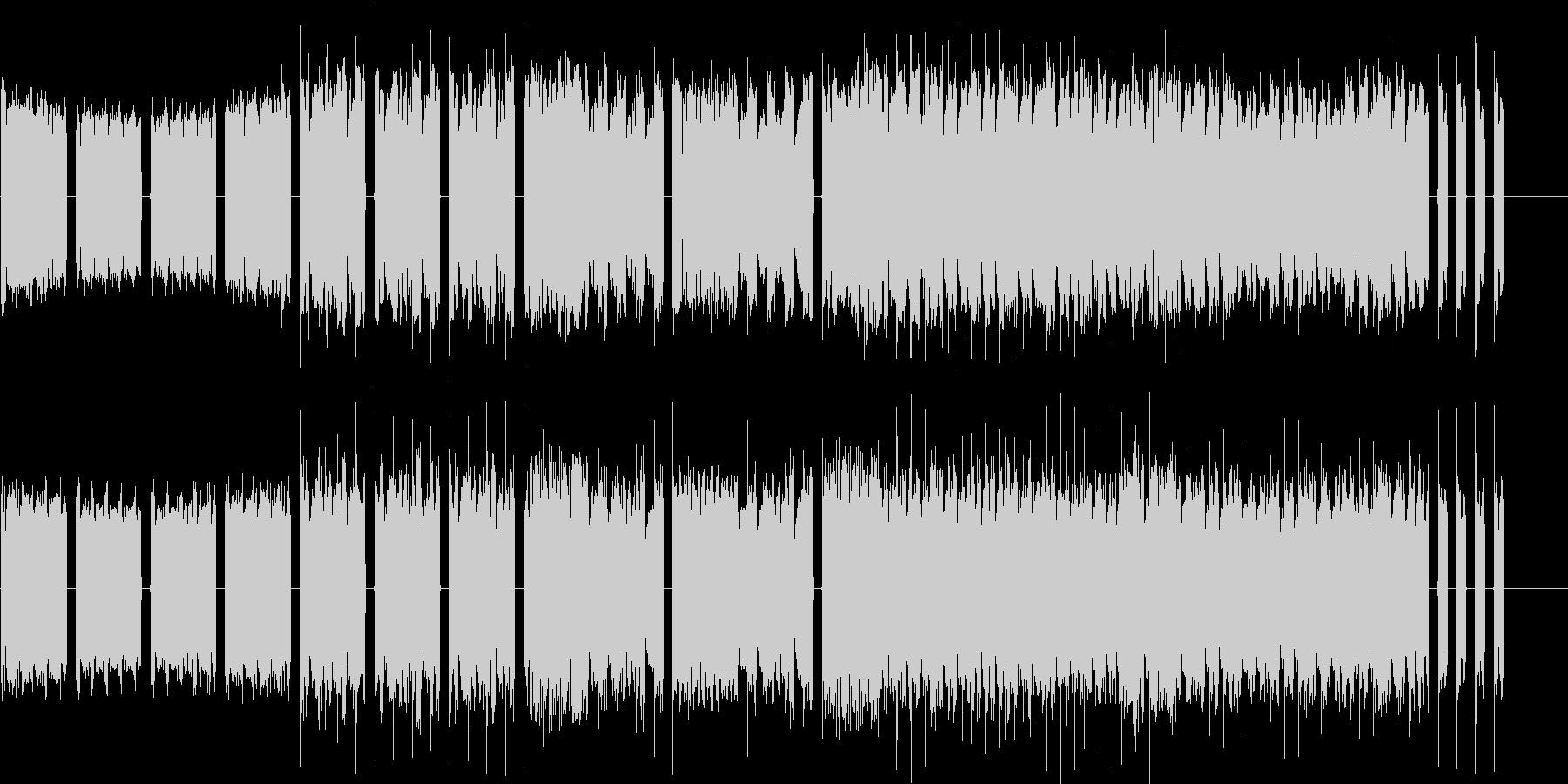ピコピコ音楽です。宜しくお願い致します。の未再生の波形