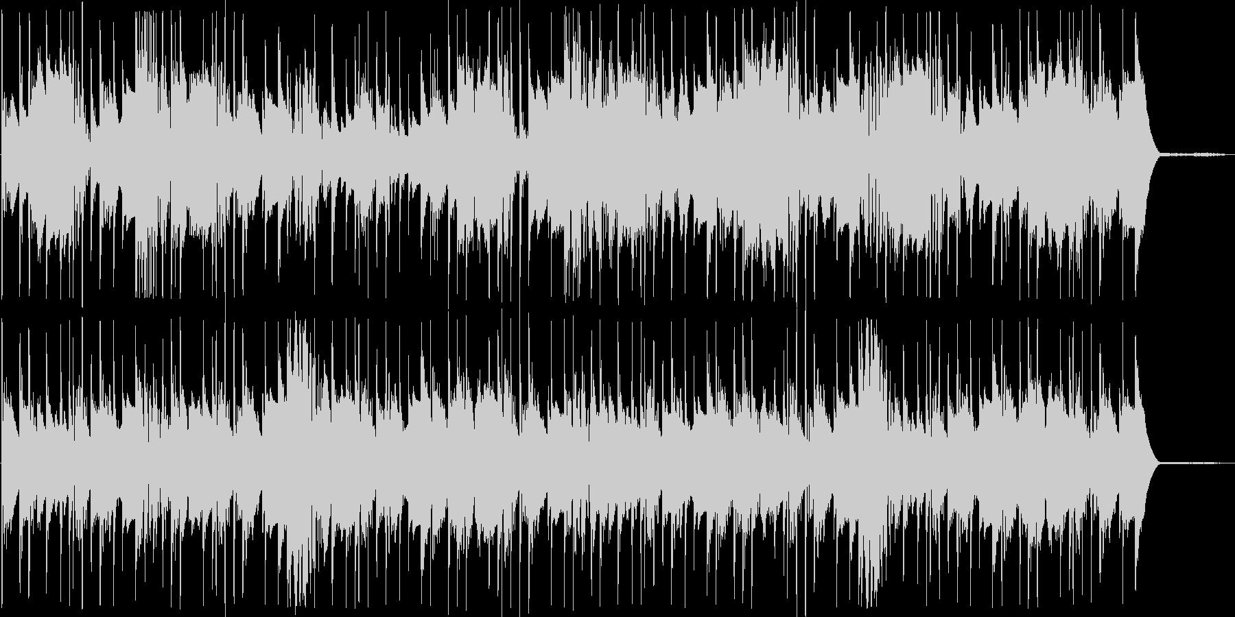 ドラムンベースの未再生の波形