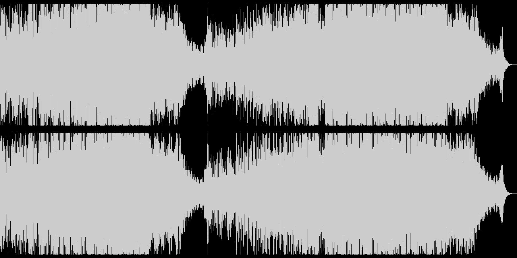 ピアノの切ないプログレッシブハウス。の未再生の波形