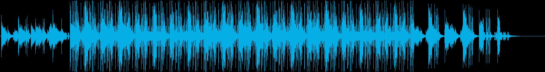 エレクトロニカ。IT系VPおすすめ。の再生済みの波形