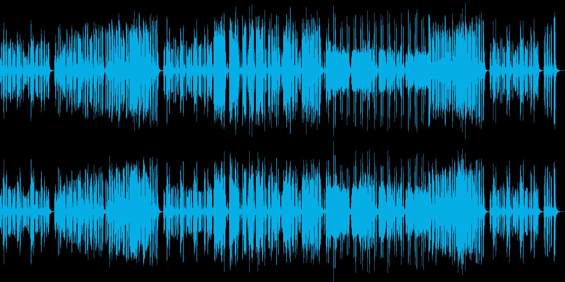 クラリネット四重奏でかわいらしい・楽しいの再生済みの波形