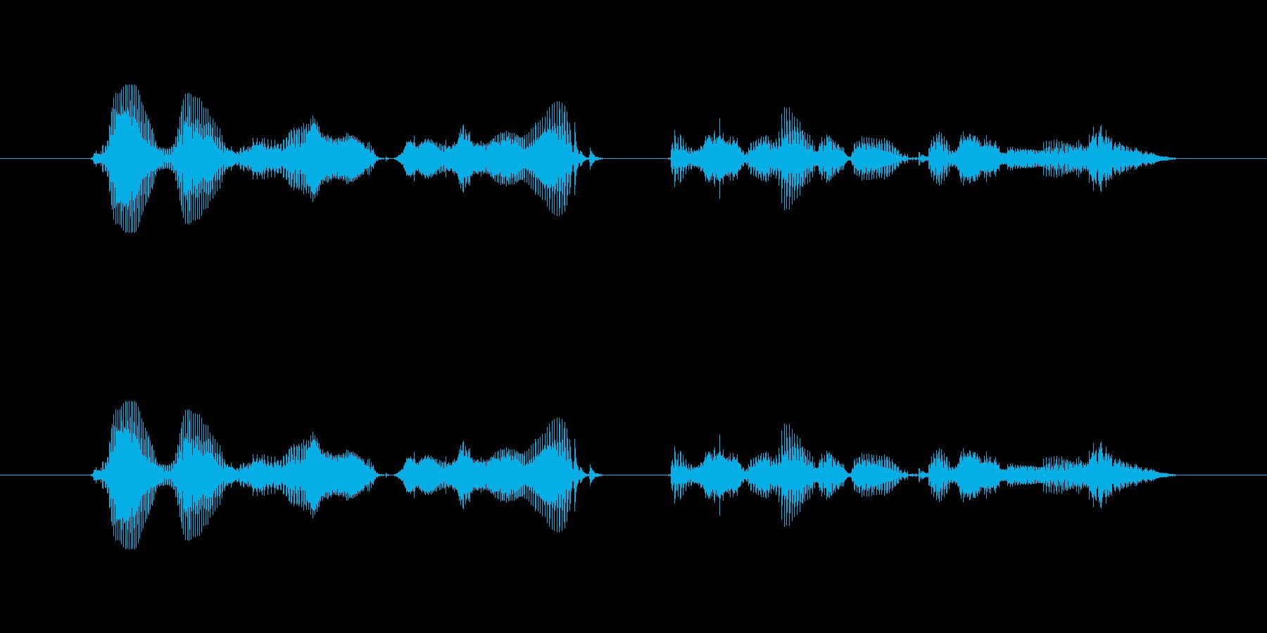 【時報・時間】午後11時を、お知らせい…の再生済みの波形