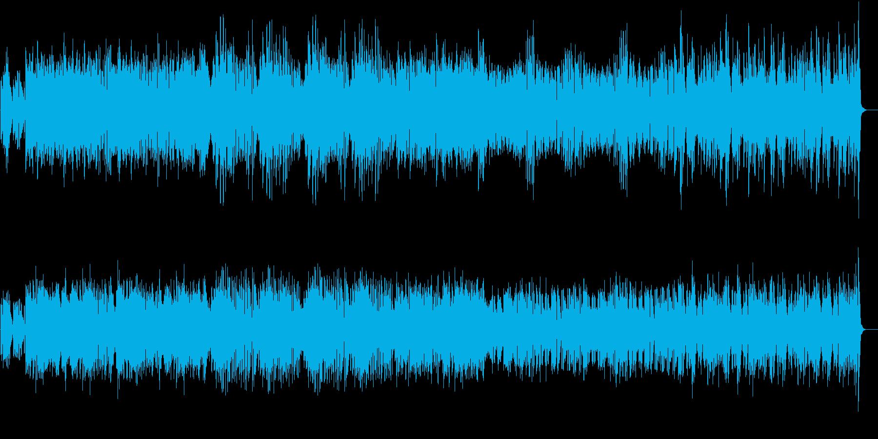 【ピアノ】パイン・アップル・ラグの再生済みの波形