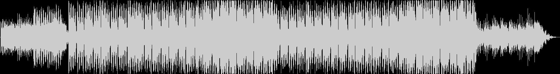 和風な要素を持ったエレクトロ楽曲です。…の未再生の波形
