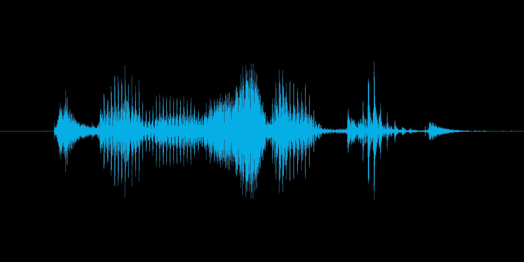 「22nd/twenty-second」の再生済みの波形