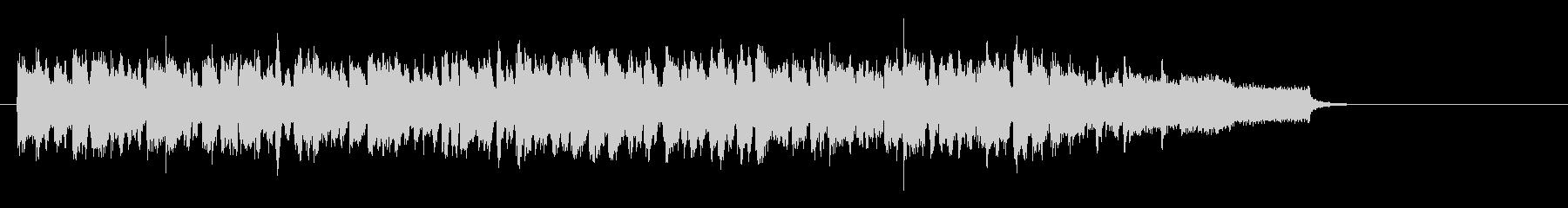 メロディアス定石 アダルト・ポップス風の未再生の波形