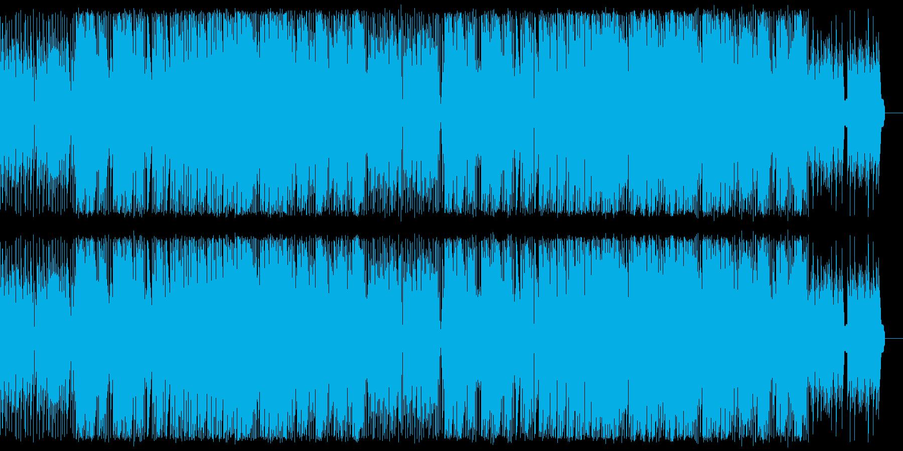 BGM019-05 ファミコン風ゲーム…の再生済みの波形