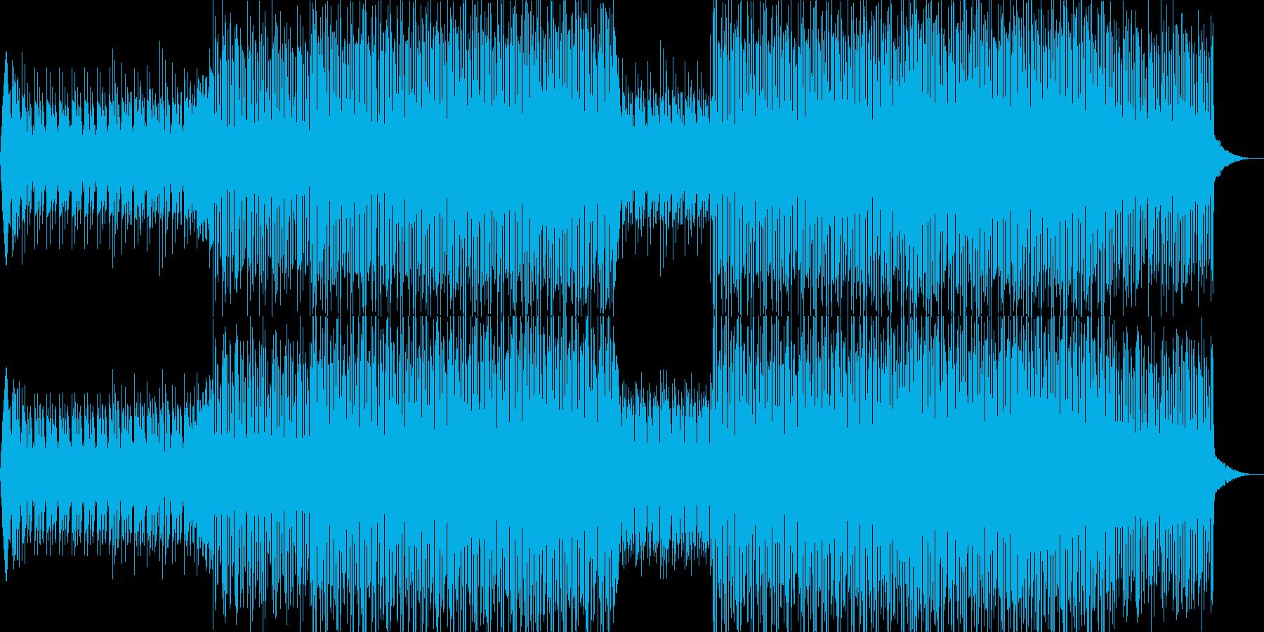 映画音楽、荘厳重厚、映像向け-28の再生済みの波形
