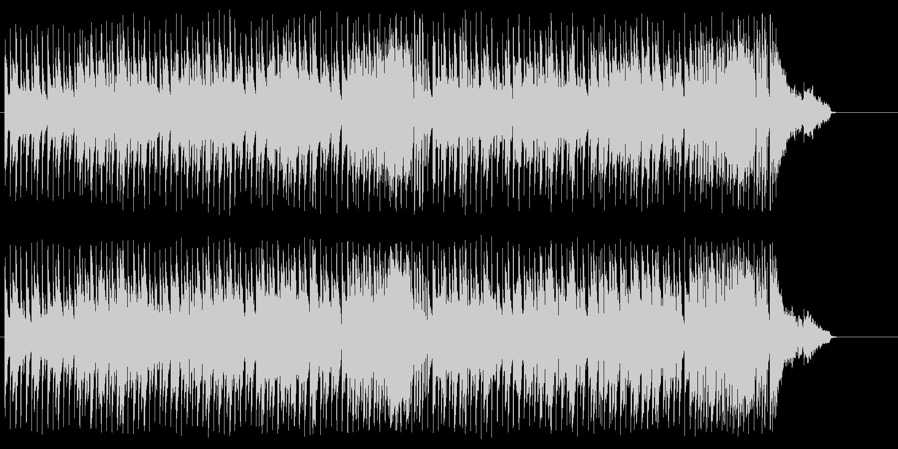 退屈な午後の囁き、ティーブレイクの未再生の波形