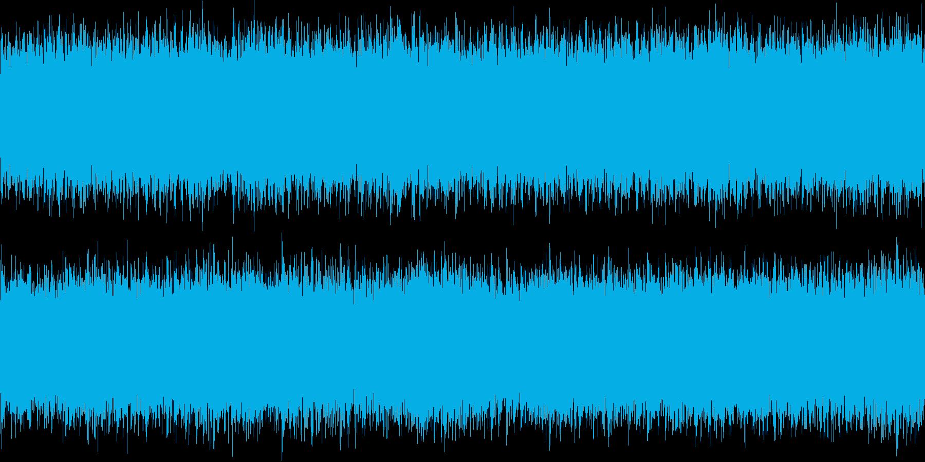 オーケストラ編成の山岳地帯系の曲【RP…の再生済みの波形