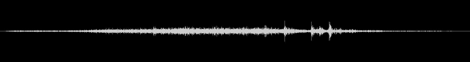 【wav】ページめくり音です_01の未再生の波形