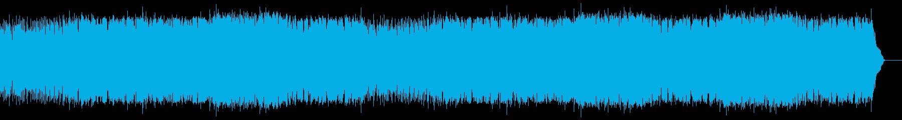 ソプラノサックスが奏でる切ないムード歌謡の再生済みの波形