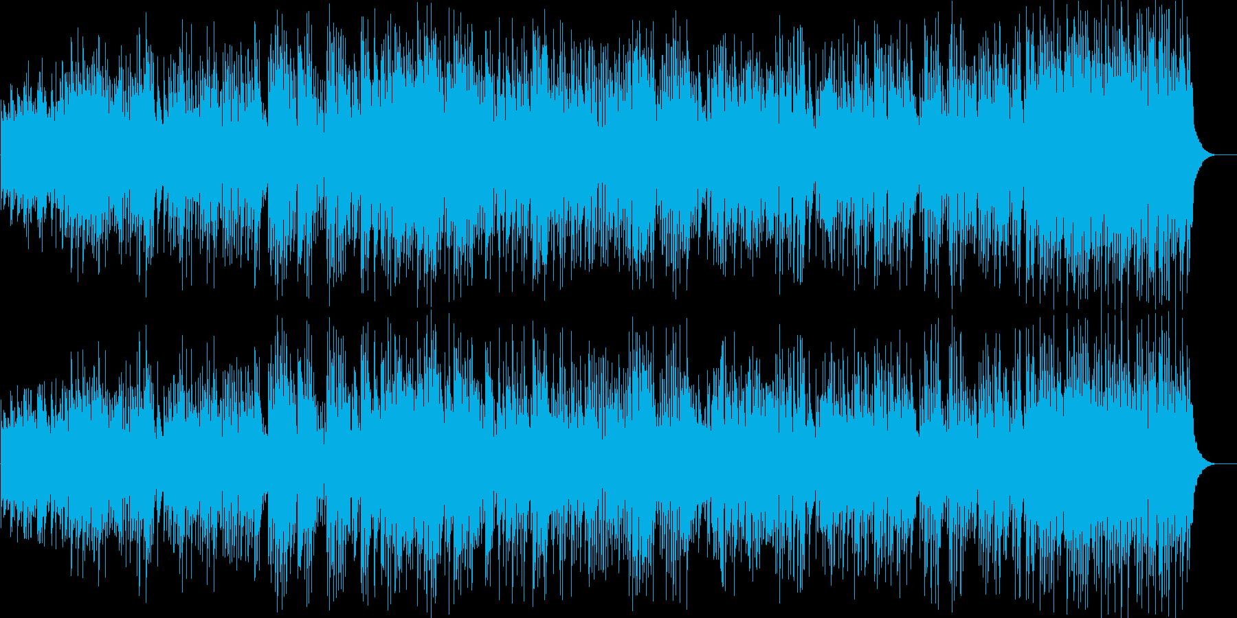 3拍子のほのぼのとした曲。生活の中の小…の再生済みの波形